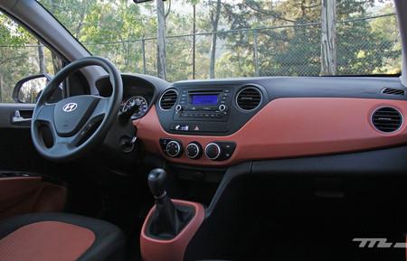 Prueba De Manejo Hyundai I10 Grand Hatchback 2018 15