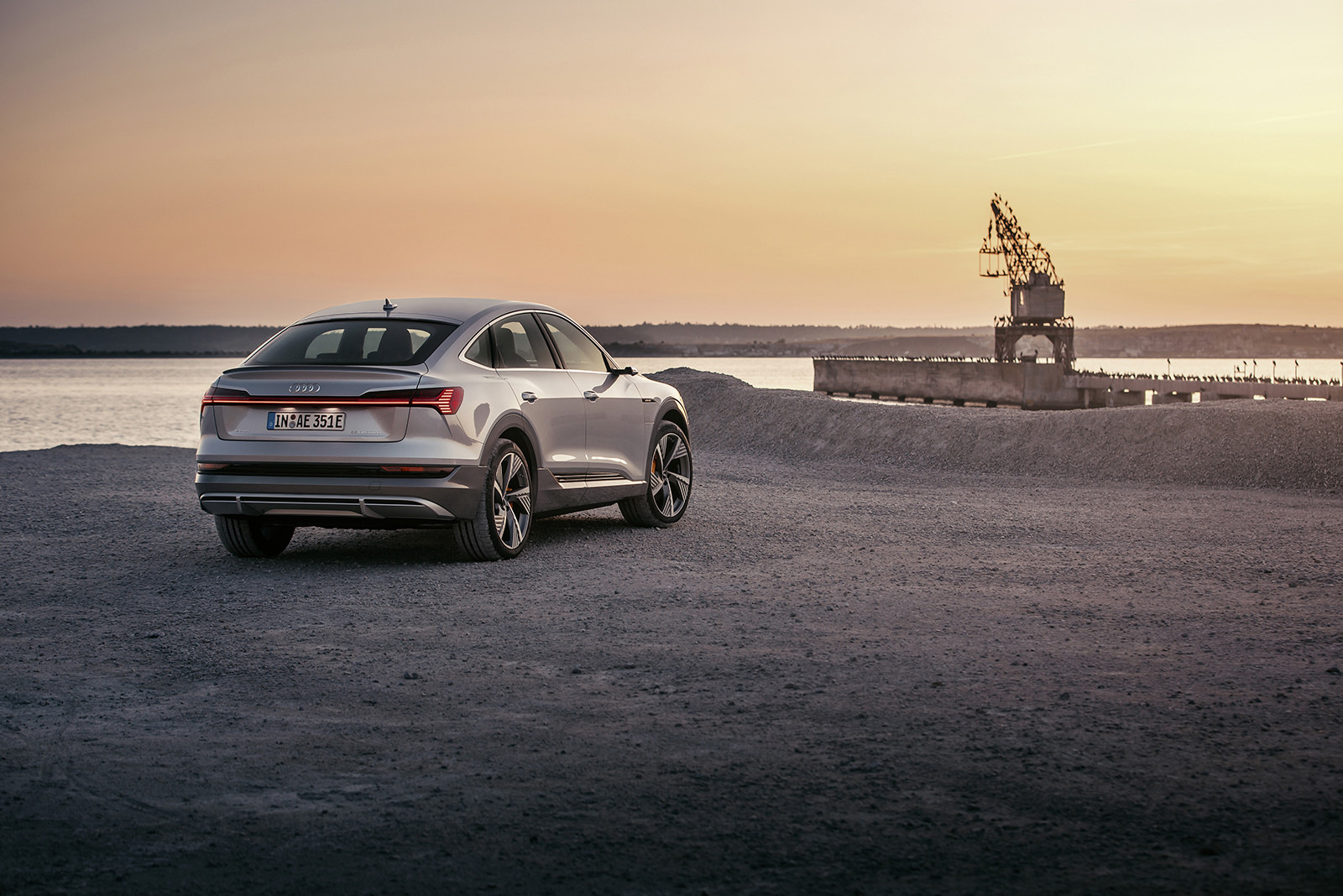 Foto de Audi e-tron Sportback (21/57)
