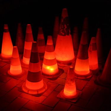 El barrio de Poblenou acoge la novena edición del festival de artes lumínicas Llum BCN