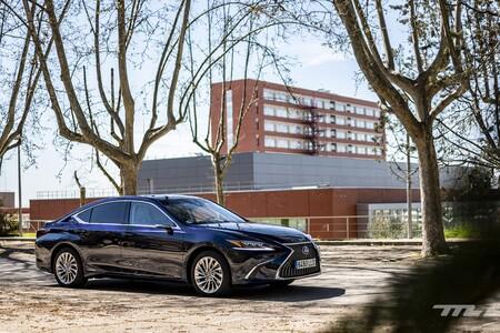 Lexus Es 300h 2021 Prueba 010