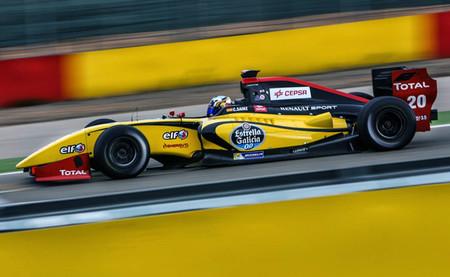 DAMS será el destino de Carlos Sainz Jr para la temporada 2014