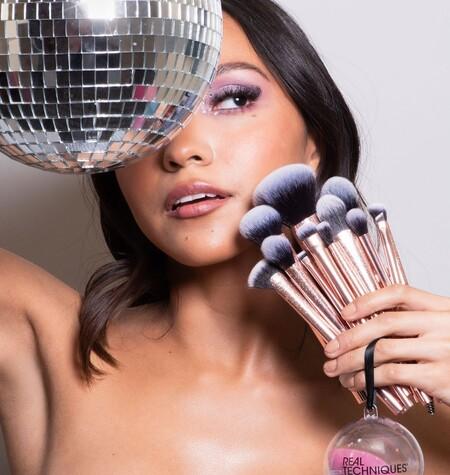 15 kits de brochas para regalar esta Navidad y conquistar a todos los amantes del maquillaje