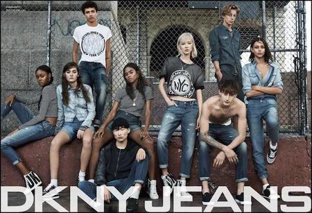DKNY apuesta por un casting multirracial para mostrar su colección SS2015