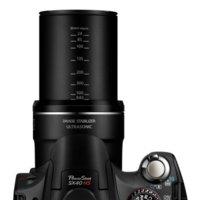 Canon PowerShot SX40 HS, rápida y con extra de zoom