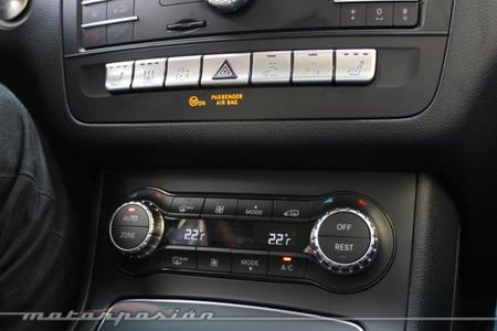 Mercedes Benz Clase B 2015 Contacto