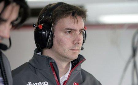 James Key abandona su posición de director técnico de Sauber