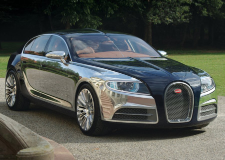Bugatti Galibier Concept 2009 1024x768 Wallpaper 01