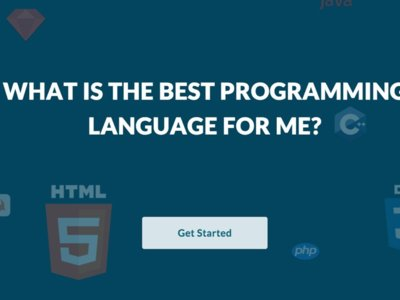 ¿Qué lenguaje de programación deberías aprender? Este test te lo dice