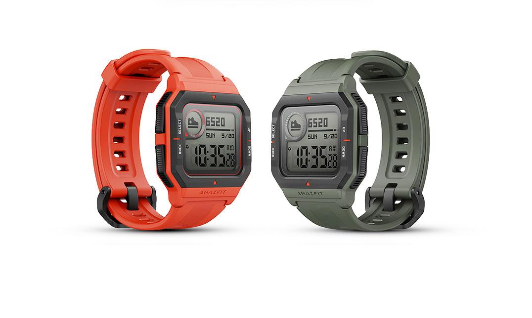 Amazfit Neo 2020 reloj inteligente Bluetooth Smartwatch 5ATM