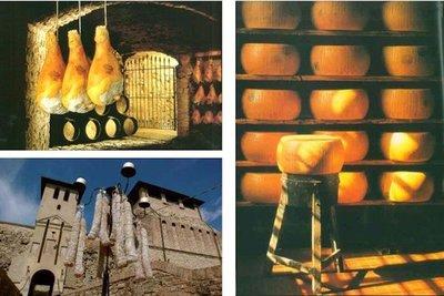 Los Museos de la comida en Parma (Italia)