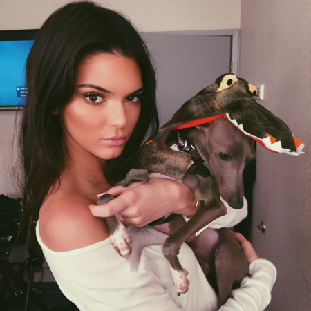 Kendall Jenner y Norman