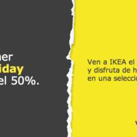 ¿Cómo será el Black Friday de 2015 IKEA? Va por libre, como siempre...