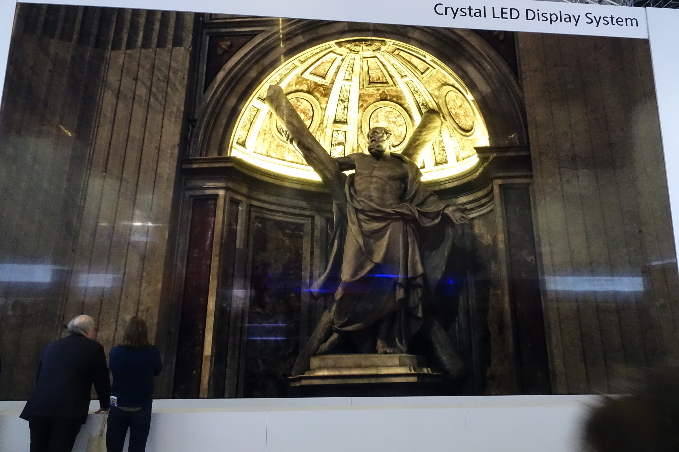 Foto de Sony Crystal LED (16/25)