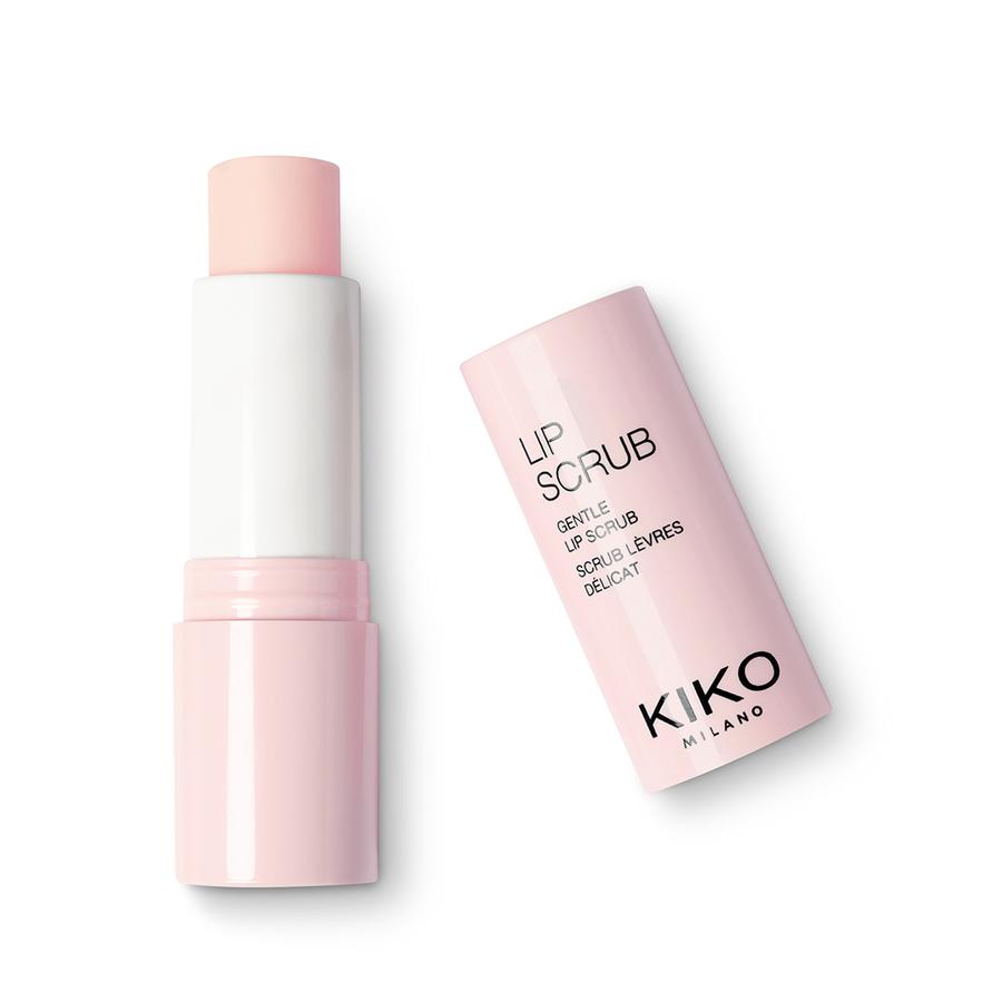 Exfoliante labial delicado en barra Kiko