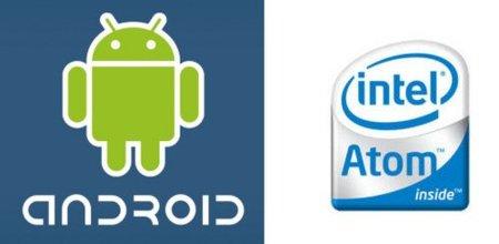 ARM tiembla: Android en teléfonos con procesadores Atom ahora de forma oficial