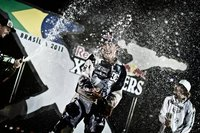 Nate Adams se lleva la victoria en la segunda prueba de la Red Bull X-Fighters