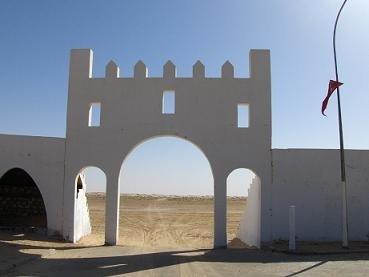 Douz, la puerta al Sahara