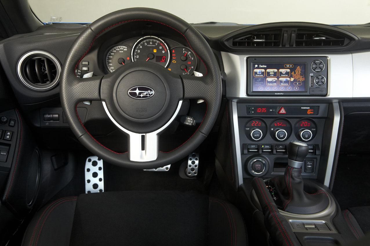 Foto de Subaru BRZ (presentacion-galeria oficial) (37/43)