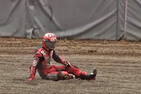 Kazuki Watanabe Accident 2