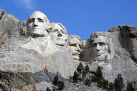Estados Unidos: los rostros del Monte Rushmore