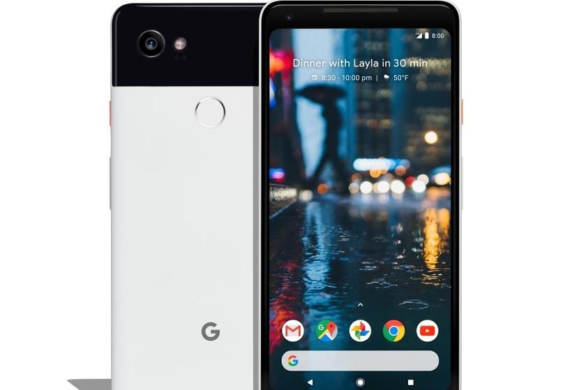 Pixel 2 y Pixel 2 XL, características, precio y ficha técnica