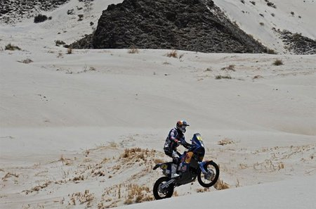 Dakar 2011: Copiapó - Chilecito, etapa 10