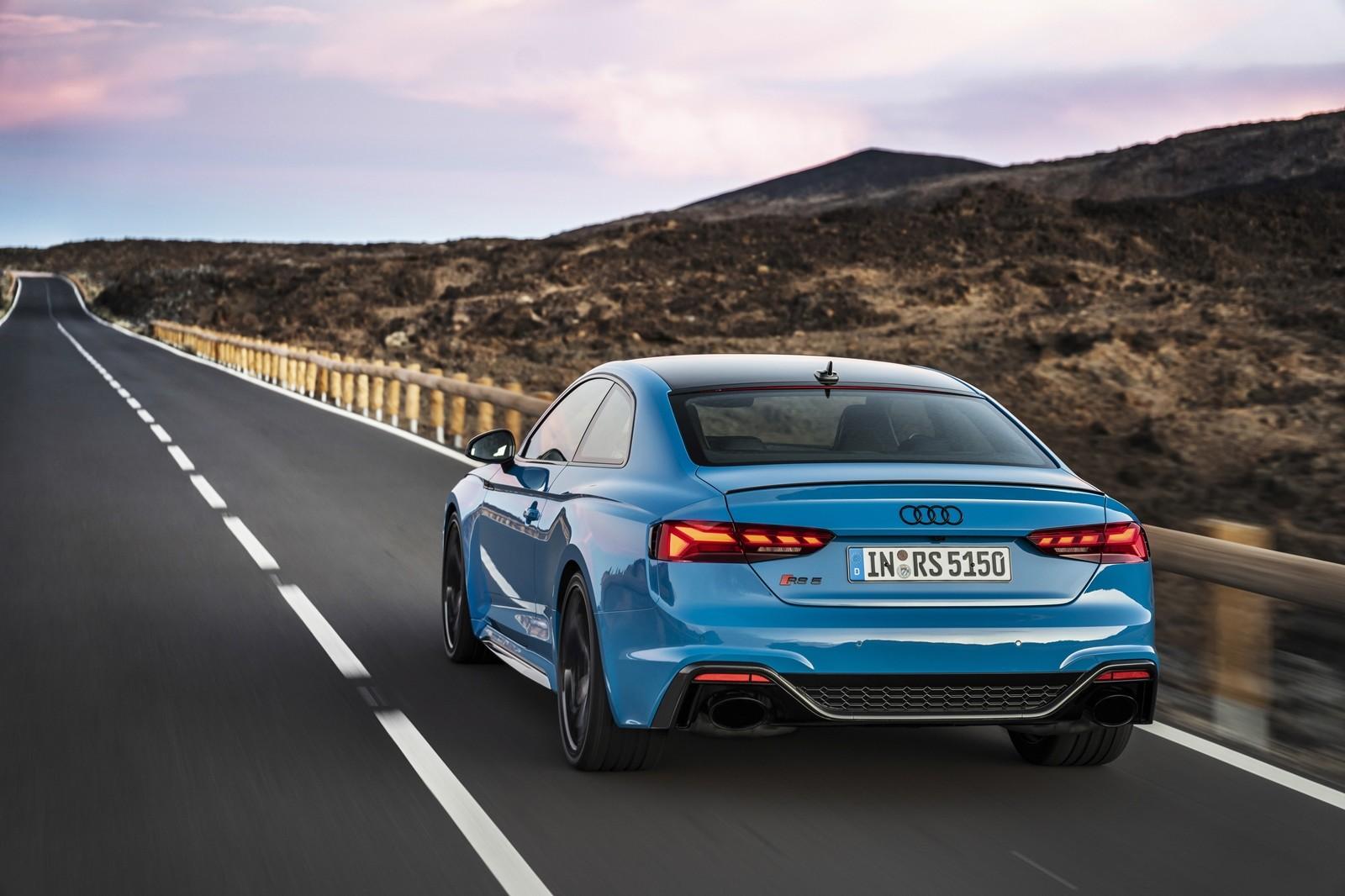 Foto de Audi RS 5 2020 (8/54)