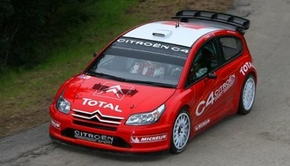 Dani Sordo estrena el nuevo Citroën C4 WRC en tierras mexicanas