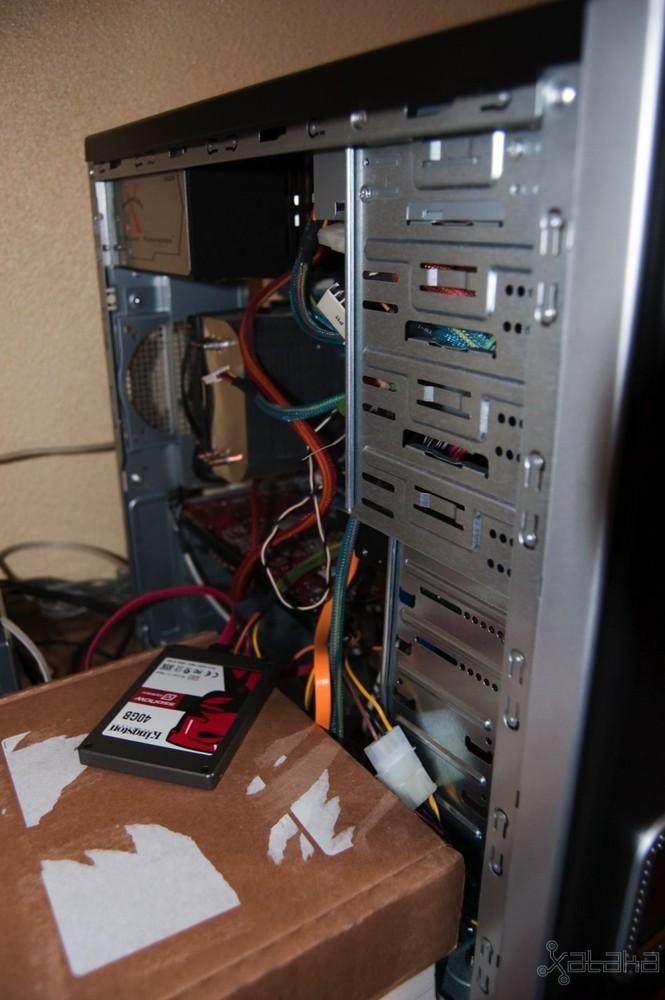 Foto de Kingston SSDNow V Series, análisis (14/27)