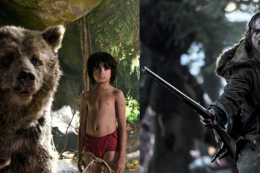 Las nueve mejores películas para ver gratis en abierto este fin de semana (27-29 noviembre): 'El libro de la selva', 'El...