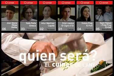 """Gastronomía sostenible: """"Cuiner de l'any"""" del Fórum Gastronómico 09"""