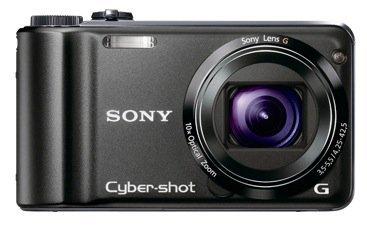 Sony HX5 con GPS