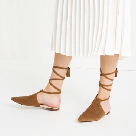 Las babuchas como calzado estrella