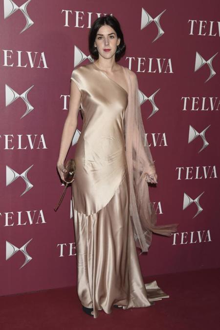 Brianda Fitz James Stuar en la gala de premios T de Telva 2014