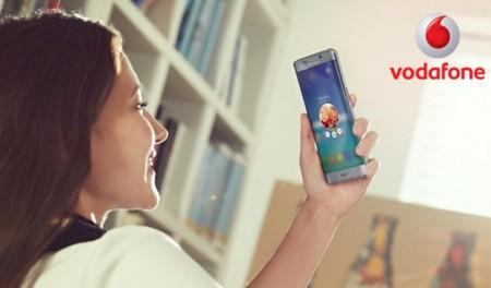Samsung Galaxy S6 edge+ color oro y con 64 GB exclusivo de Vodafone: comparamos precios con Orange