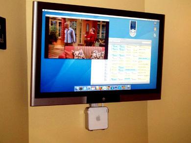 Estupenda guía para convertir un Mac mini en Media Center