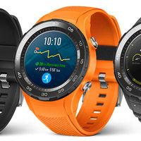 El Huawei Watch 2 se deja ver antes de su presentación con un diseño muy deportivo y conectividad móvil
