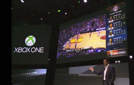TV en la Xbox