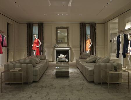 Dior se estrena a lo grande en Sydney, todo un lujo de tienda