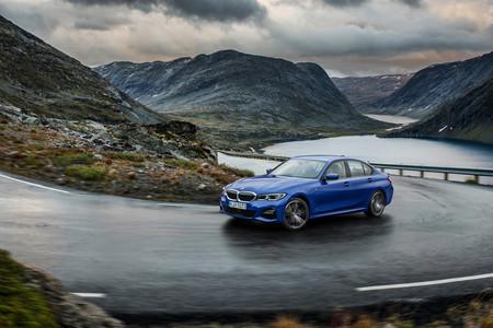 BMW Serie 3 2019 en marcha