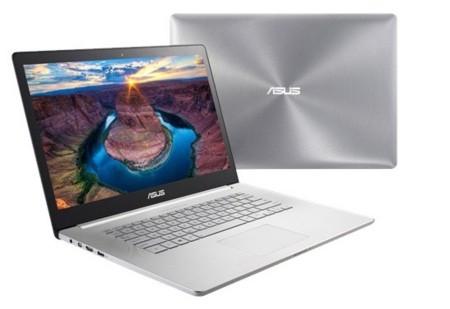 El ASUS Zenbook NX500 es un Ultrabook puro en el que brilla su pantalla UHD