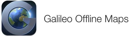 Galileo Offline Maps: otra aplicación de mapas gratuita para iOS
