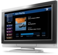 PSX-2 Personal Server mejora la interfaz del iPod en pantalla grande