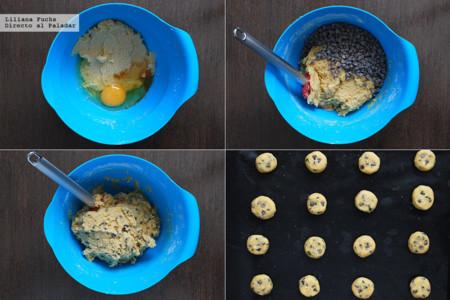 Cookies sin gluten
