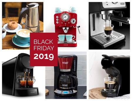 Black Friday 2019: mejores ofertas en cafeteras de capsula, italianas, espresso...
