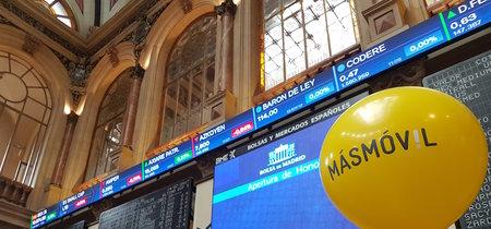 MásMóvil presenta sus cuentas del primer trimestre: más clientes y EBITDA, resultado neto en negativo