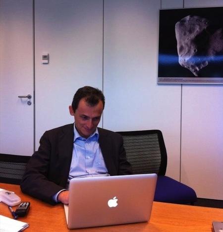 Pedro Duque responde a las preguntas de los aficionados a la Astronomía en la ESA
