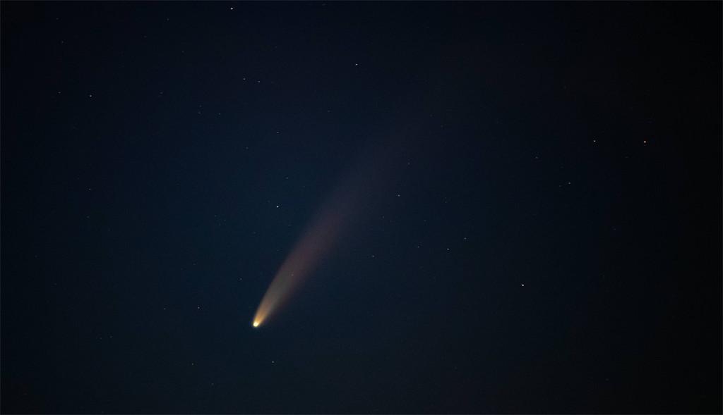 Cometa NEOWISE: qué es y cómo ver uno de los fenómenos astronómicos más impresionantes de 2020