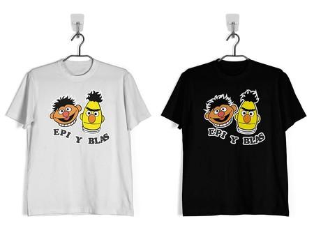 Epi Y Blas Camiseta