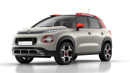 Citroën C3 Aircross 2017: diseño, modularidad y comodidad para este pequeño SUV francés